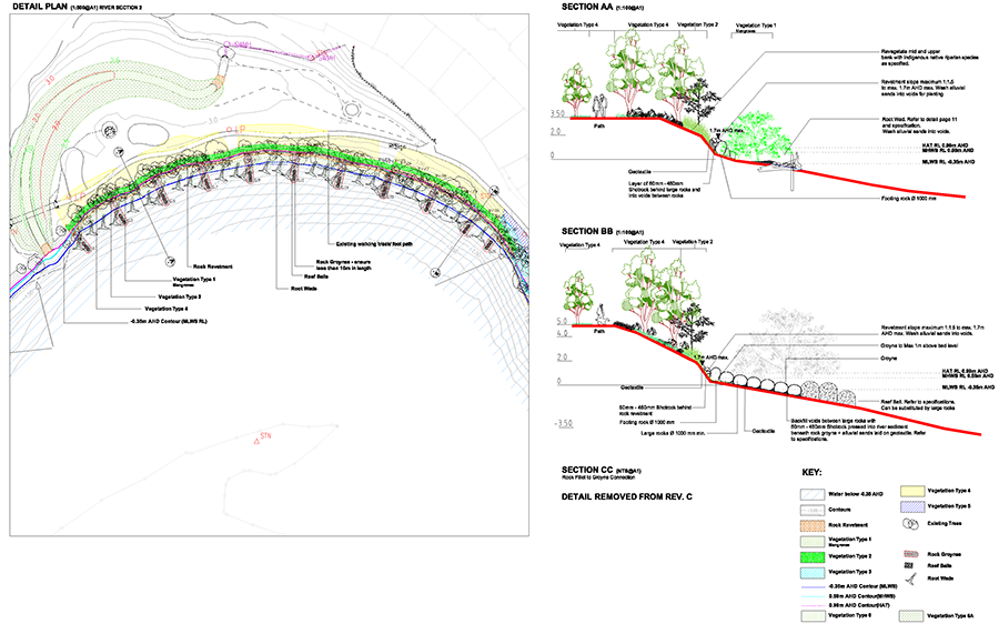 2pw 1 (Nerang River Foreshore Protec...s (Staged Plans) 2012 P11)_Page_3