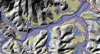 2pw watercourse modelling