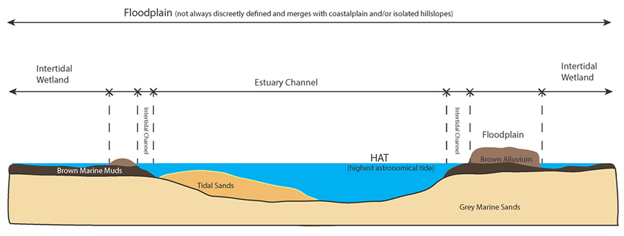 Estuarine Inundation  U0026 Wetland Mapping